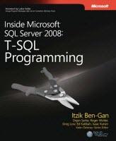 T-SQL Programming